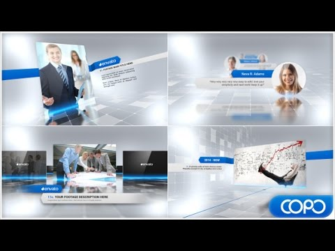 amazing corporate video template contemporary - resume ideas, Powerpoint templates