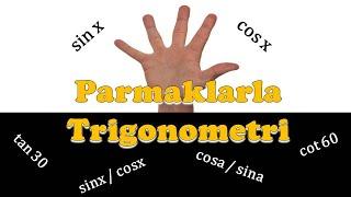 Parmaklarla Trigonometri