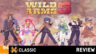 X-Play Classic - Wild Arms 5 Review