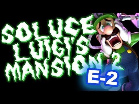 Soluce Luigi's Mansion 2 : E-2 Toad en détresse