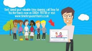 Time For You Northants - We Clean So You Don't Have To!