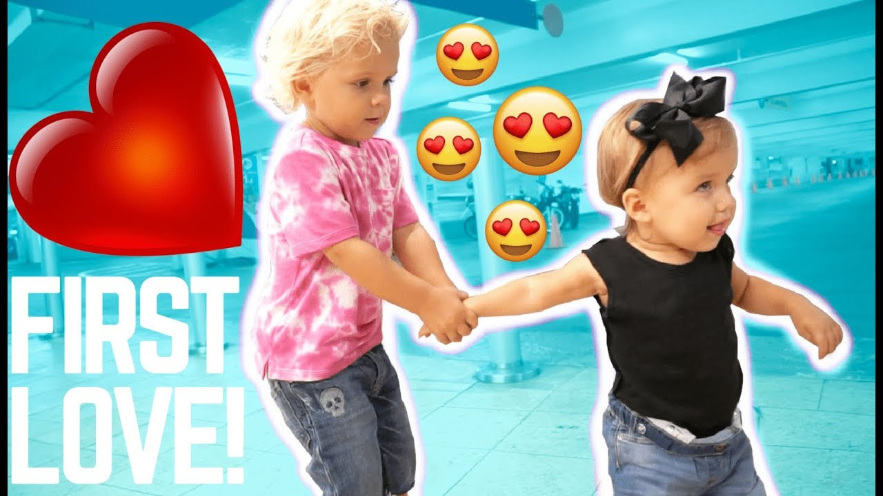 Mini Jake Paul In Love With Taytum Jerika Is Real Youtube
