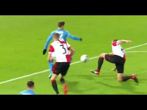 Feyenoord vs Napoli 2-1 All Goals & highlights 7/12/2017