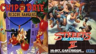 #88mph 41 - Chip'n Dale en 09:25/Streets of Rage 2 en 27:55 part1