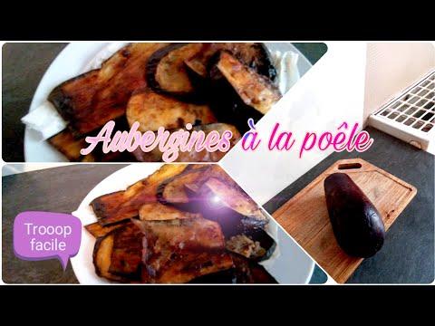 ❣️-recette-d'aubergines-à-la-poêle-trop-facile