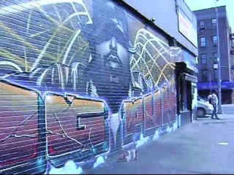 Big pun mural 2010 in the south bronx youtube for Big pun mural bronx