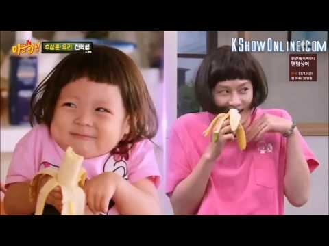 Compilations of Heechul's Unstoppable Funny Imitations