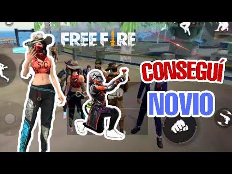 CONSIGO NOVIO EN FREE FIRE DE LA FORMA MAS RARA // TERMINA SAD // SHIZUKA