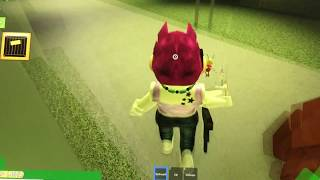 CHASED BY ZOMBIES! • Roblox Zombie Attack