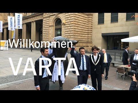 Börsengang (IPO) VARTA AG