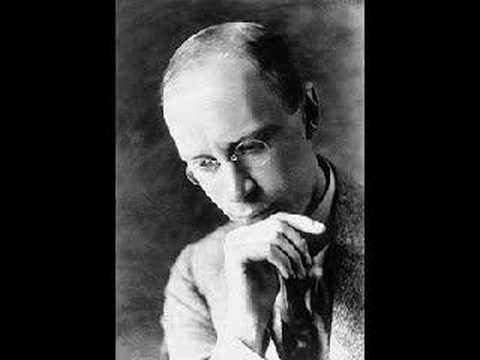 Sergei Prokofiev plays Prokofiev