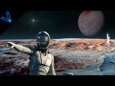 What Would It Be Like To Stand On Pluto?