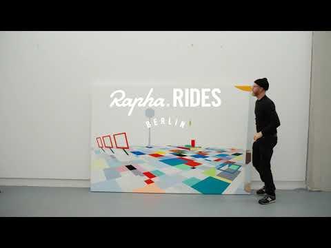 Rapha RIDES Berlin –Trailer