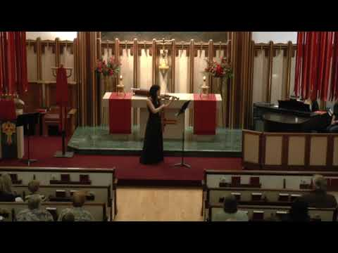 Margaret Knox Senior Violin Recital, Part III