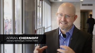 Adrian Chernoff - Digital Health Innovation & Keynote Speaker
