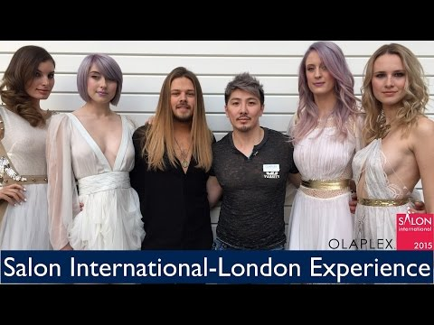 Salon International-London Experience