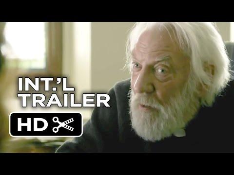 The Calling Official UK Trailer #1 (2014) - Donald Sutherland, Susan Sarandon Thriller HD