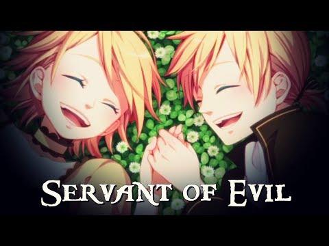 【Vocaloid Brasil】SERVANT OF EVIL - Kagamine Len & Rin 悪ノ召使 - 鏡音リンレン
