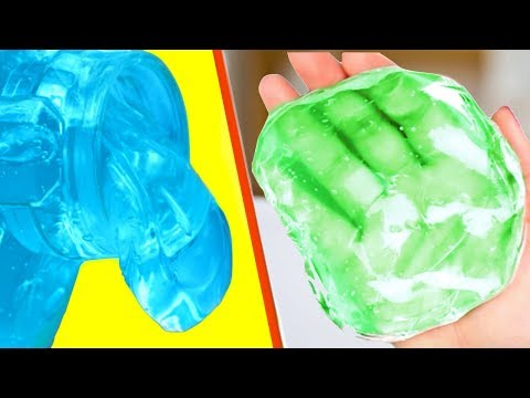 Thumbnail: 2 INGREDIENT SLIME TESTED! No Glue, No Borax, No Detergent Recipes