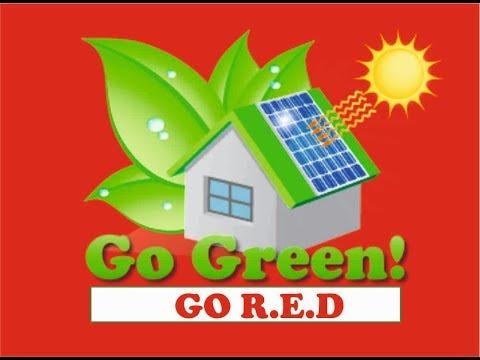 The Green Energy Company Zimbabwe, Go Green, Go Solar