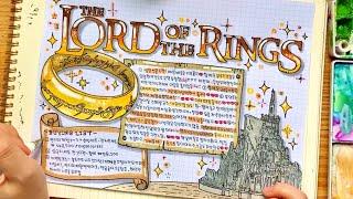 #다꾸쇼츠 54⛰| 반지의 제왕, THE LORD OF…