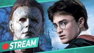 Harry Potter Kontroverse, Halloween & Eure Fragen! - Livestream