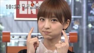 AKB48の篠田麻里子さんがご自身の性格やメンバーとの 立ち位置について...