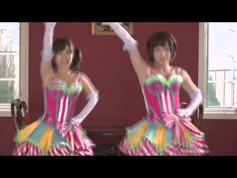 乙女フラペチーノ2ndシングル『ムーンライト伝説』 MV