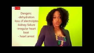 Dangers of Slimming Tea