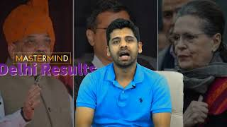 Delhi Results With Syed Shuja