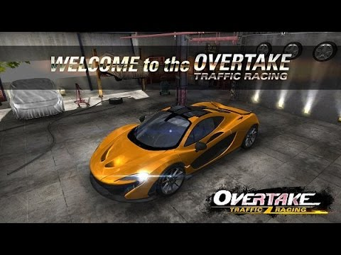 Overtake : Traffic Racing [HACK Money] by HAG - Hacked Android Games