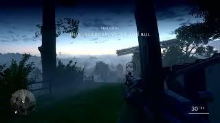 Battlefield 1 Anti Tank Canlı PS4 Yayını
