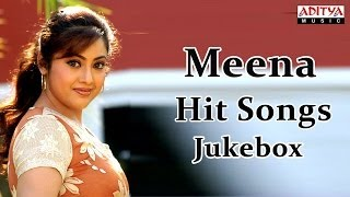Meena Tollywood Golden Hit Songs || Birthday Special || Jukebox
