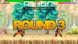 Creetor Animation Fighting Luffy vs Naruto พี่ชายสายเกรียน VS น้องชายสายเก๋า