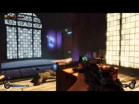 Bioshock Infinite - Bucking Bronco (Vigor)