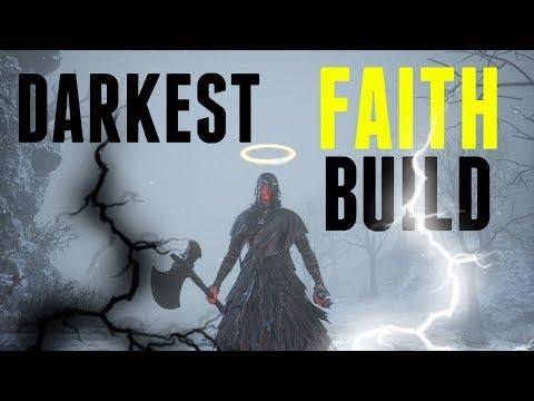 Dark Souls 3 - Darkest Faith Build - 99 Problems But Having Faith Aint One  