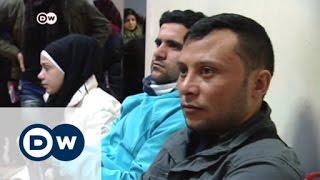 وضع مأساوي للاجئين في مكتب الشؤون الصحية والاجتماعية ببرلين| الأخبار
