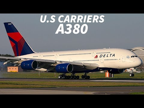 Why Don't U.S CARRIERS ORDER the A380?