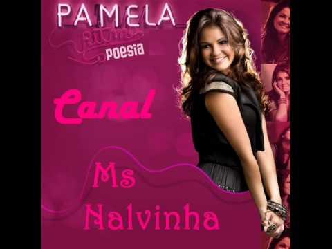 Pamela - 2 em 1 - HINO - TO NO CÉU e VEM PRA CÁ - cd RITMO E POESIA