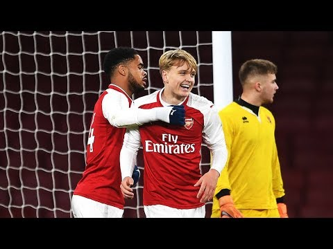 arsenal fc youth twitter