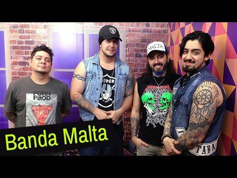 CH Entrevista - Banda Malta