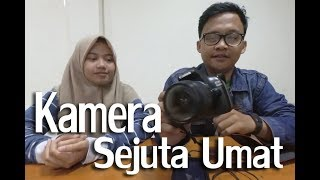 Review - Kamera Sejuta Umat (Canon 1100D)