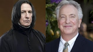After Harry Potter Had Finally Finished Filming, Alan Rickman Wrote A Letter That's Deeply Moving