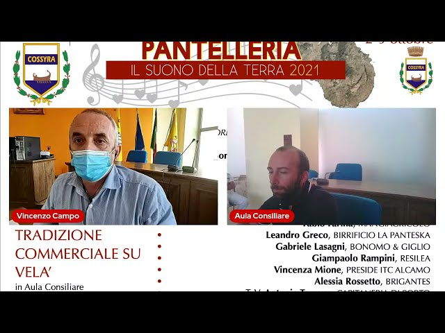 2-10-2021 Tavola Rotonda PANTELLERIA: AGRICOLTURA A KM 0...