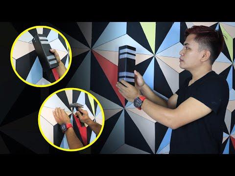 PERMINTAAN SUBSCRIBER - Cara pasang lampu hias dari pipa pvc ke dinding