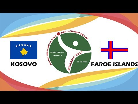 Kosovo-Faroe Islands