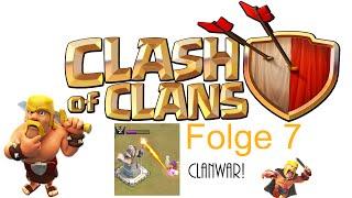 COC [007] - erster Rathaus 11er im Clankrieg! (Fredi) | Let`s Play Clash of Clans [Deutsch/HD]