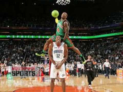 Dwight Howard Reflects on the Dunk with Nate Robinson - YouTube 34c6a8a5b