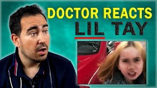 Doctor Reacts To LIL TAY
