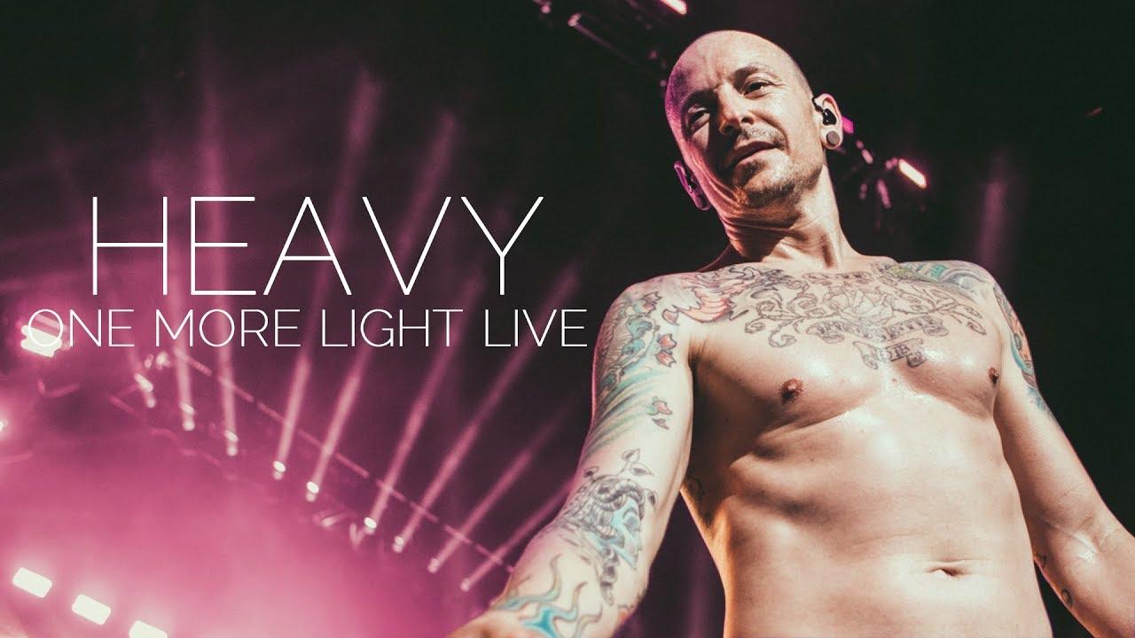 Linkin Park Heavy Performance Cut One More Light Live